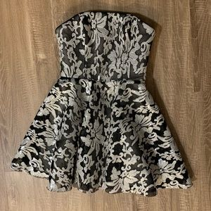 Strapless bebe Dress Sz. 2